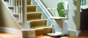Få gratis priser og et katalog på en trappelift